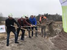 Nu sätter bygget med Norrköpings nya friidrottsarena igång