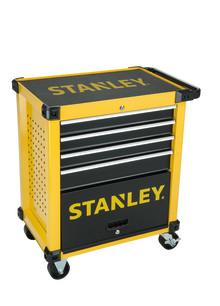 Para almacenar, proteger y organizar: STANLEY® presenta el sistema TRANSMODULE – una solución profesional de almacenaje para el taller robusta, resistente y segura