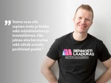Etera palkitsi: Itä-Suomen paras pomo on kuopiolaisen Mediateon Teemu Kontkanen