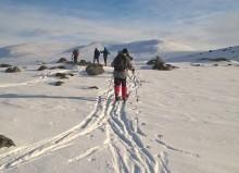 Skiturer, vintertelting og overnatting i snøhule