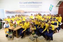 Tysk mat- och jordbruksmässa – med Sverige i en av huvudrollerna