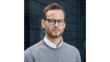Hederlig omtale for Swecos Sigurd Løvfall under EFCA Young Professionals