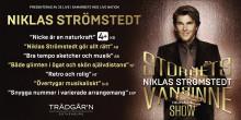 En vecka kvar till premiär för Storhetsvansinne med Niklas Strömstedt på Trädgår'n i Göteborg