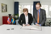 """""""Sveriges jakt på den siste norrmannen"""" nominerad i Sabre Awards"""