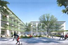 Pressinbjudan: Första spadtaget för 119 hyresrätter i Porslinskvarteren i Gustavsberg