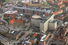 AcobiaFLUX levererar fastighetstekniska lösningar till Skånes universitetssjukhus i Lund