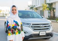 A Ford tisztelgése a nők előtt : a szaúdi nők történelmet írnak a Ford és az Effat Egyetem segítségével