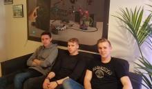 LBS-trio redo att utmana på spelmarknaden