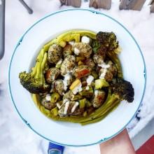 Smarrig vegansk gnocchi med Broccoloco!