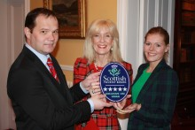 Star Quality! House of Turin secures five-star VisitScotland grading