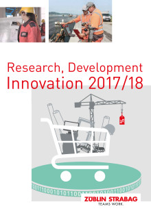STRABAG und ZÜBLIN: Research, Development, Innovation (2017/2018)
