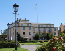 Byggnadspris till konferenshus Villa Apelviken på Varbergs Kurort