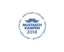 Brothers är stolt huvudpartner till Mustaschkampen 2018