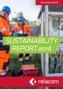 Relacoms Hållbarhetsrapport 2016