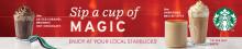 Årets röda kopp är här, och den är reusable!