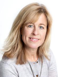 Caroline Hagberg vice vd för SKL Kommentus