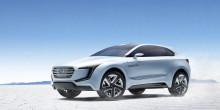 Världspremiär för Subaru VIZIV Concept i Genève