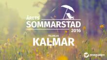 Stor omröstning hos Reseguiden:  Kalmar är Årets Sommarstad 2016