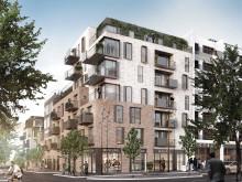 Arkitema ritar kvarter i Täby Park