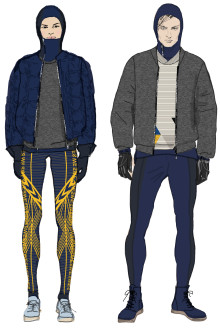 H&M klär Sveriges trupper för de Olympiska – och Paralympiska spelen 2014 och 2016