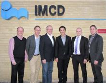 Paxymer tecknar avtal med IMCD för Norden