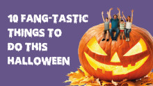 10 fang-tastic things to do this Halloween