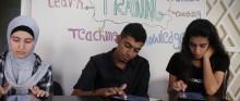 Chatbot skal utdanne unge på flukt