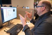 Webbchatt i Örebro kommun underlättar för teckenspråkiga