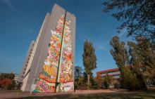 Lahden Mukkulaan tehdään näyttävä muraali ensi kuussa