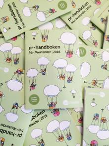 Hållbarhetstips årets nyhet i pr-handboken