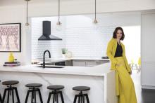 Supermodellen Coco Rocha väljer Dekton® by Cosentino