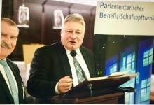 Martin Burkert: 3. Parlamentarisches Schafkopfturnier