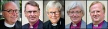 Utfrågning inför ärkebiskopsvalet