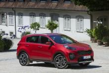 Säljstart för nya Kia Sportage