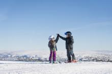 Ny analyse: Store og små børns behov bestemmer skisportsstedet