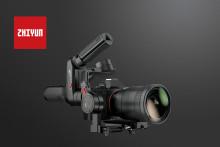 Focus Nordic wyłącznym dystrybutorem innowacyjnych stabilizatorów (gimbali) marki Zhiyun w Polsce!