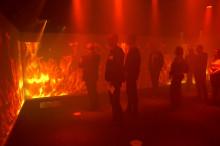 Buller och bränder invigde det unika risk- och krislabbet