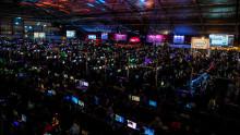 Morris Law ♡ DreamHack - partner till e-sportfestivalen