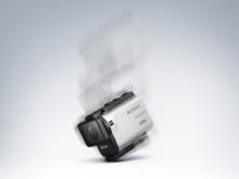 Nie wieder verwackelte Aufnahmen: Die neue FDR-X3000R Action Cam von Sony ist absofort in der Schweiz erhältlich