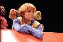 Världens starkaste tjej firar 70-årsjubileum på Lisebergsteatern!