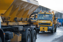 Gritting in Moray