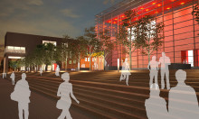 Klartecken för nya Kungliga Musikhögskolan i Stockholm