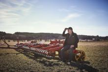 Hemma hos Värmlands största spannmålsbonde