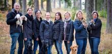 Växjöklinik är finalist i Årets Djurklinik