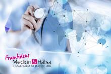 """Svenska Läkaresällskapet lanserar """"Framtidens Medicin & Hälsa"""" – den nya mötesplatsen för hälso- och sjukvårdens utveckling"""
