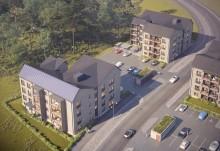 Var med vid första spadtaget – Byggstart för 44 klimatsmarta bostäder i  Björkalund