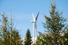 Inbjudan till utdelning av vindpeng i Linghed
