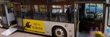 Nobina testar elbuss i Nyköping