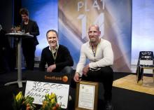 Årets plåtslagare 2014 – ett vinnande och sammansvetsat arbetspar