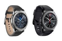 Nu är Samsung Gear S3 här – smartklockan som sammanför teknik, design och mode på ett nyskapande sätt